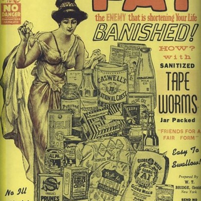 TWiP 7: Tapeworms are fantastic!