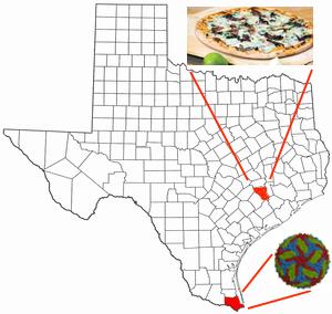 Cameron County Texas