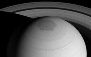 Saturn's virus