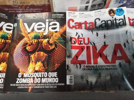 Brazilian Weekly Magazines