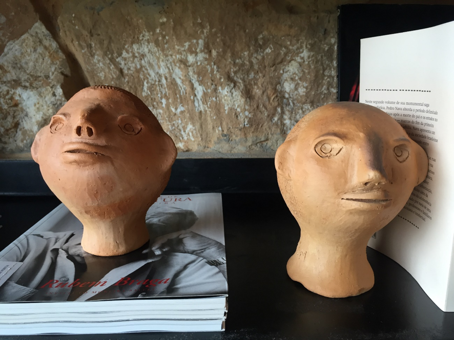 Clay heads, Alagoas State
