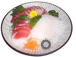 herpesvirus and sashimi
