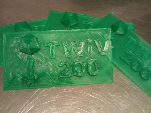 TWiV 200 3D phage plaque