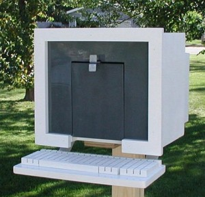 computer mailbox