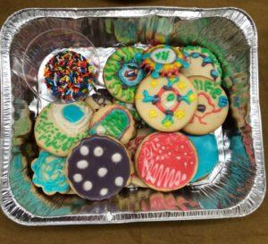 virus cookies