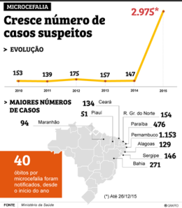 Microcephaly, Brazil