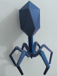 phage papercraft