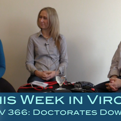 TWiV 366: Doctorates down under